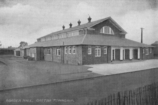 831a The Border Hall Gretna