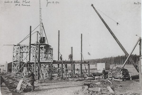 96 - Site II Ether plant