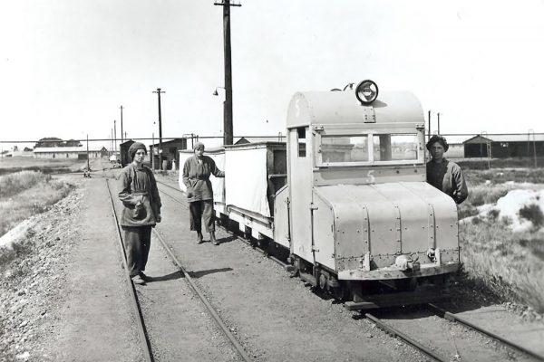 597 - Electric train