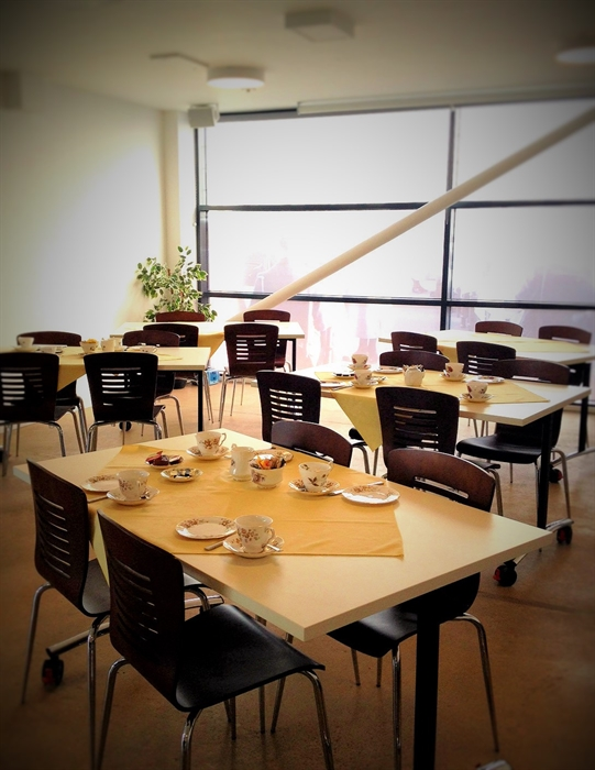 Devils Porridge Cafe