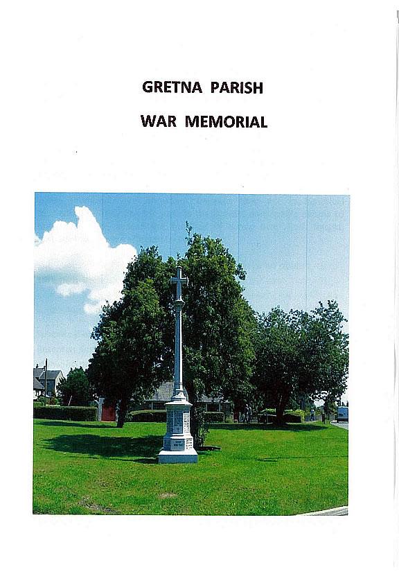 Gretna War Memorial