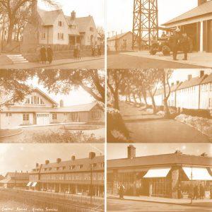 Gretna postcards