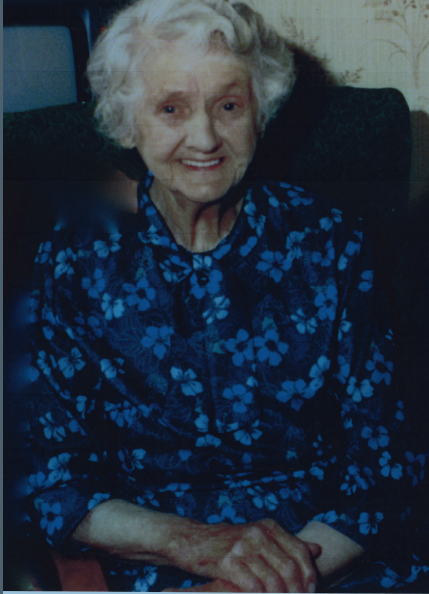maud bruce in later life