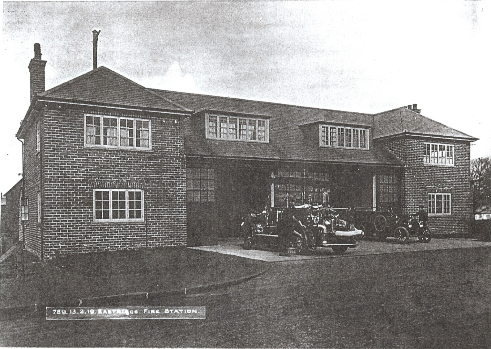Eastriggs fire station