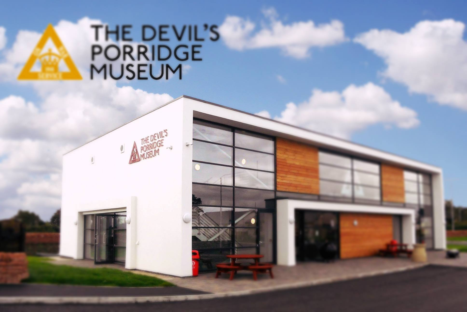 The Devils Porridge Museum