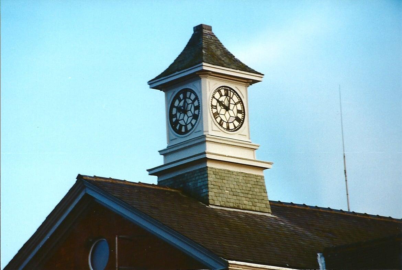 Mossband Clock