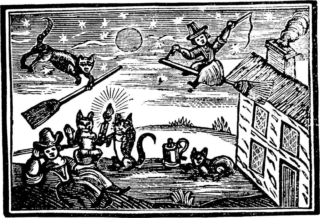 Witchcraft Talk at the Devils Porridge