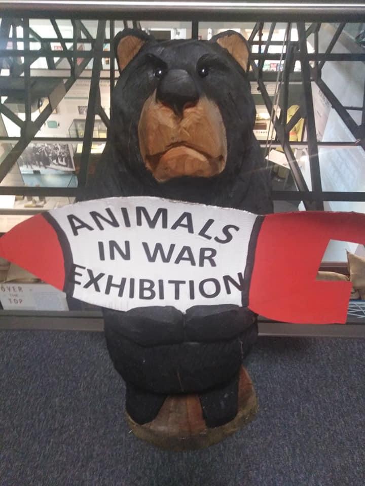 Animals in War Exhibition
