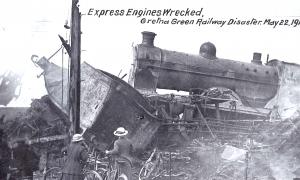 Quintinshill Rail disaster