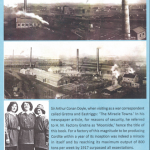 Moorside Wartime Miracle back cover